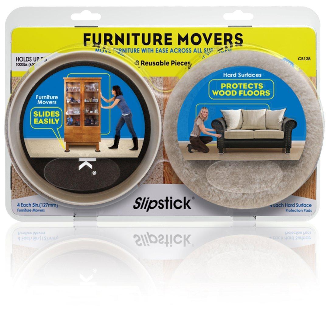 Amazing CB127 CB128. Set Of 4, Slipstick Furniture Movers