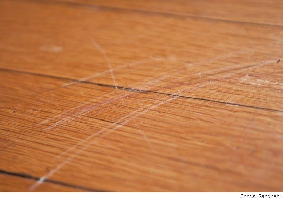 Slipstick blog slipstick foot for Hardwood floor repair